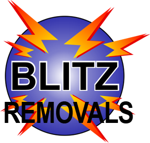 Blitz removals removalists movers Sydney
